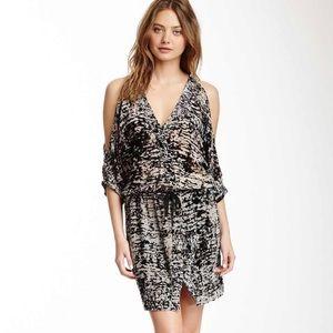 Cold shoulder burnout dress by Gypsy 05